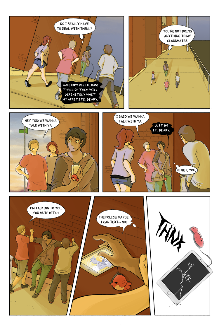 Chapter One – Page Two