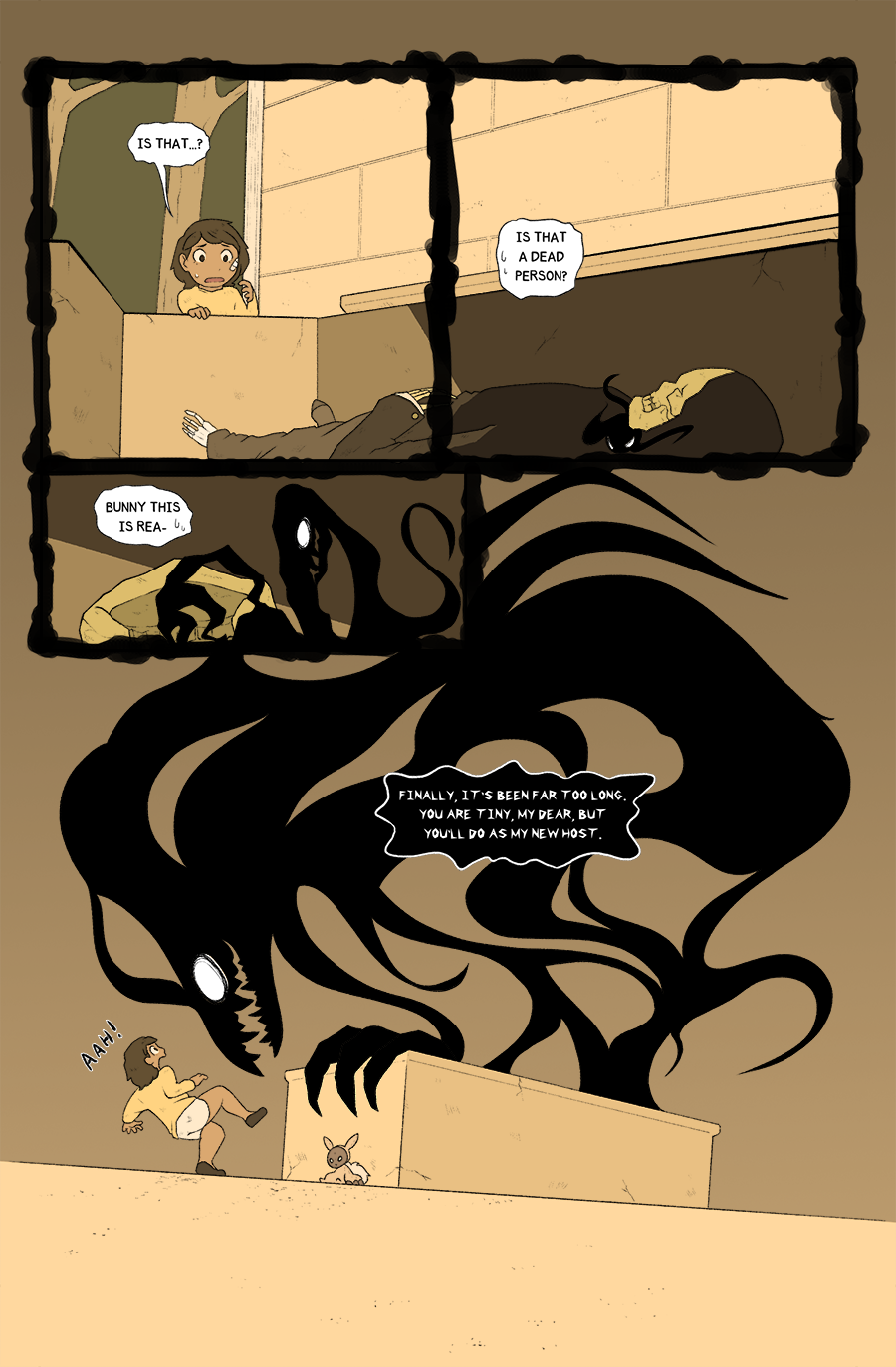 Chapter One – Page Thirteen