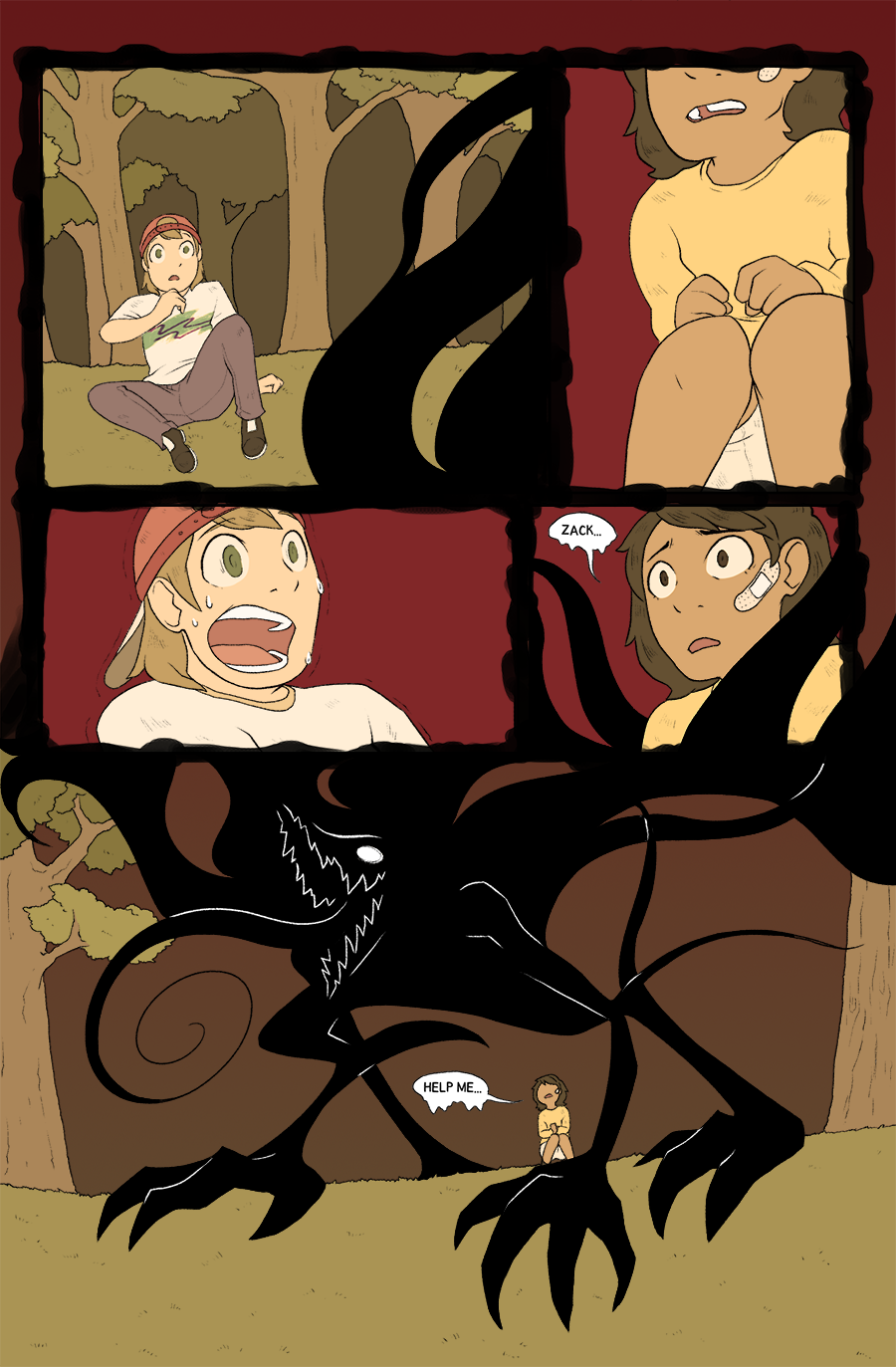 Chapter One – Page Fifteen