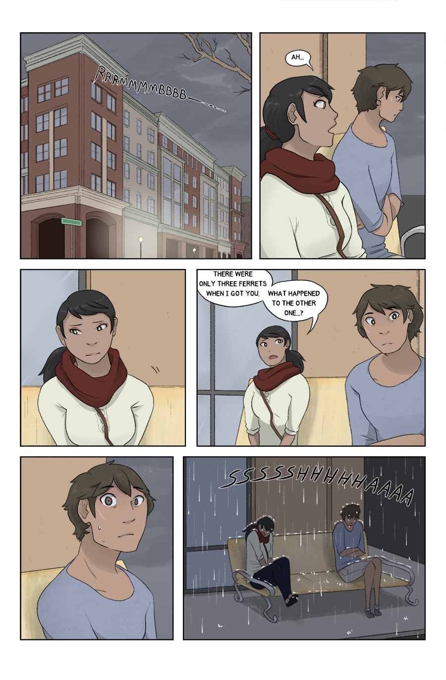 Chapter Two – Page Sixteen