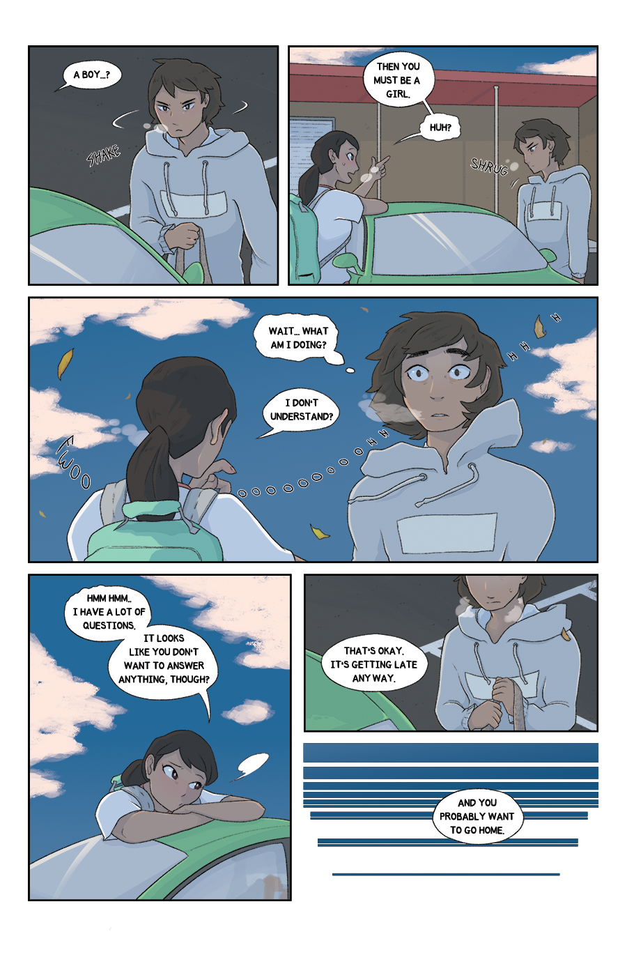 Chapter Three – Page Eleven