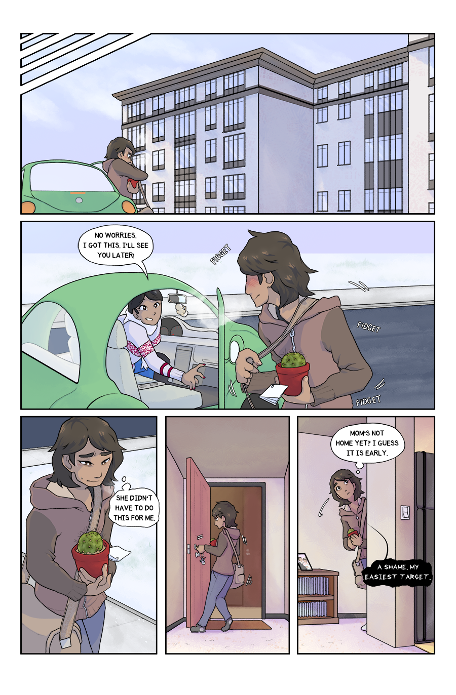 Chapter Four – Page Sixteen