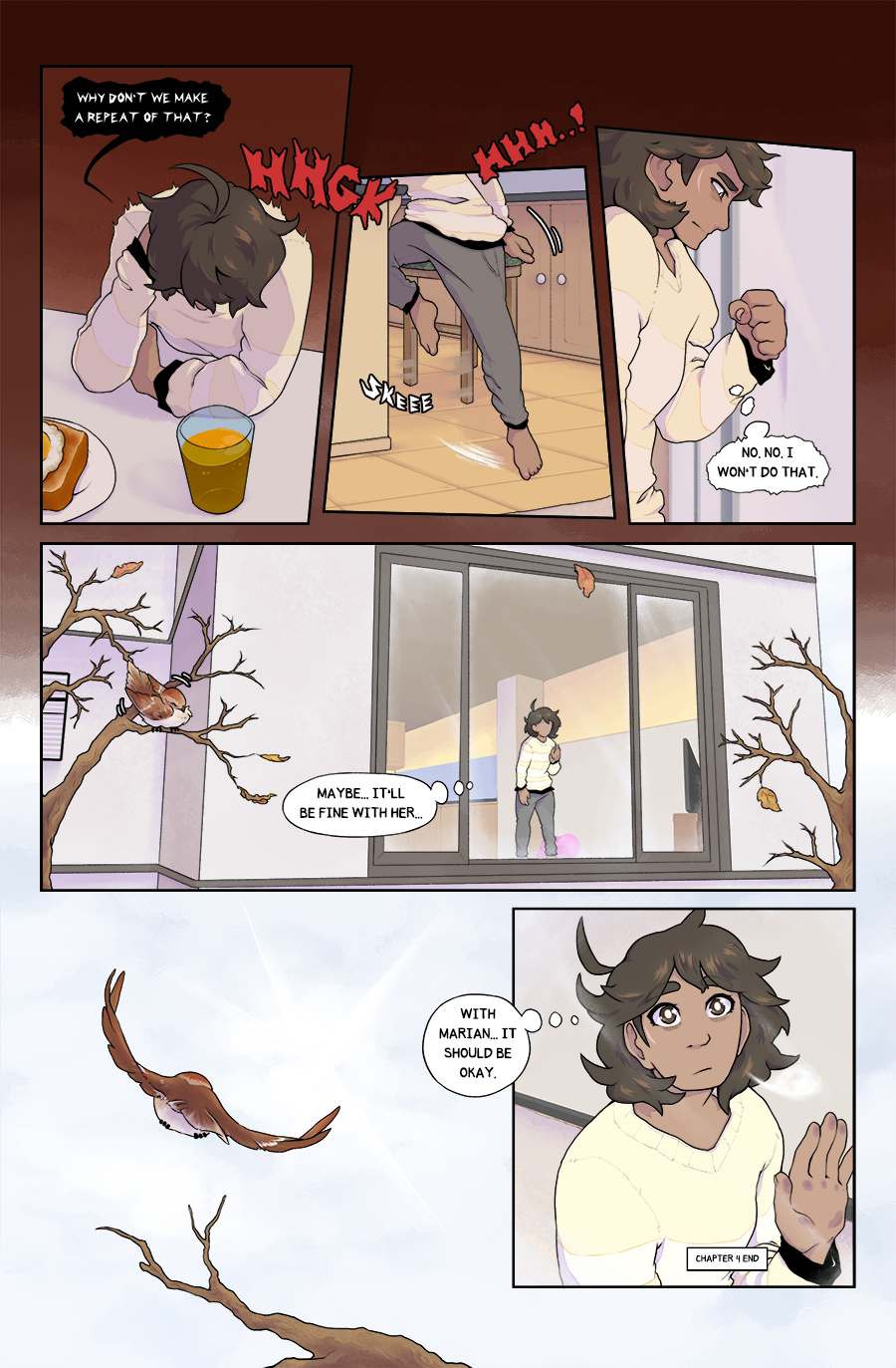 Chapter Four – Page Thirty Three